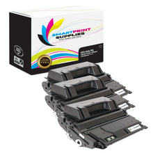3 Pack HP 42A Q5942A Premium Replacement Black Toner Cartridge by Smart Print Supplies