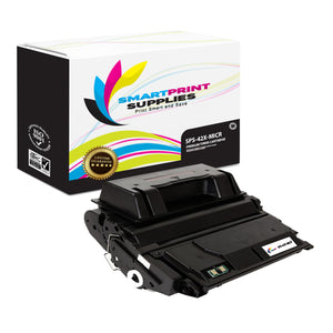 HP 42X Q5942X Replacement Black High Yield MICR Toner Cartridge by Smart Print Supplies