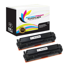 2 Pack HP 43X C8543X Replacement Black High Yield MICR Toner Cartridge by Smart Print Supplies
