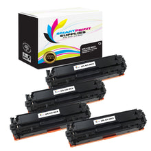 4 Pack HP 43X C8543X Replacement Black High Yield MICR Toner Cartridge by Smart Print Supplies