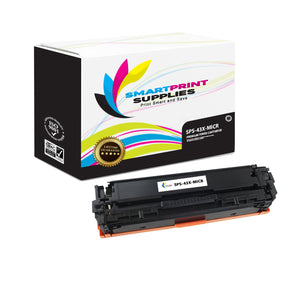 HP 43X C8543X Replacement Black High Yield MICR Toner Cartridge by Smart Print Supplies