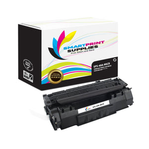 HP 49A Q5949A Replacement Black MICR Toner Cartridge by Smart Print Supplies
