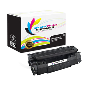 HP 49X Q5949X Replacement Black High Yield MICR Toner Cartridge by Smart Print Supplies