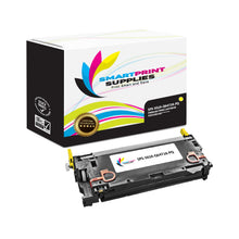 1 Pack HP 501A/502A Premium Replacement Yellow Toner Cartridge by Smart Print Supplies