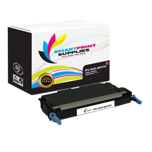 1 Pack HP 501A/502A Magenta Toner Cartridge Replacement By Smart Print Supplies