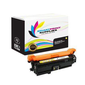HP 504A/504X CE252A Premium Replacement Yellow Toner Cartridge by Smart Print Supplies
