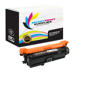 HP 507A/507X CE400A Premium Replacement Black Toner Cartridge by Smart Print Supplies