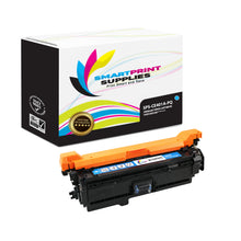 HP 507A/507X CE401A Premium Replacement Cyan Toner Cartridge by Smart Print Supplies