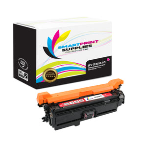 HP 507A/507X Premium Replacement Yellow Toner Cartridge by Smart Print Supplies /6000 Pages