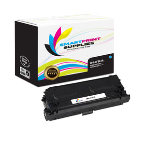 HP 508A CF361A Replacement Cyan Toner Cartridge by Smart Print Supplies
