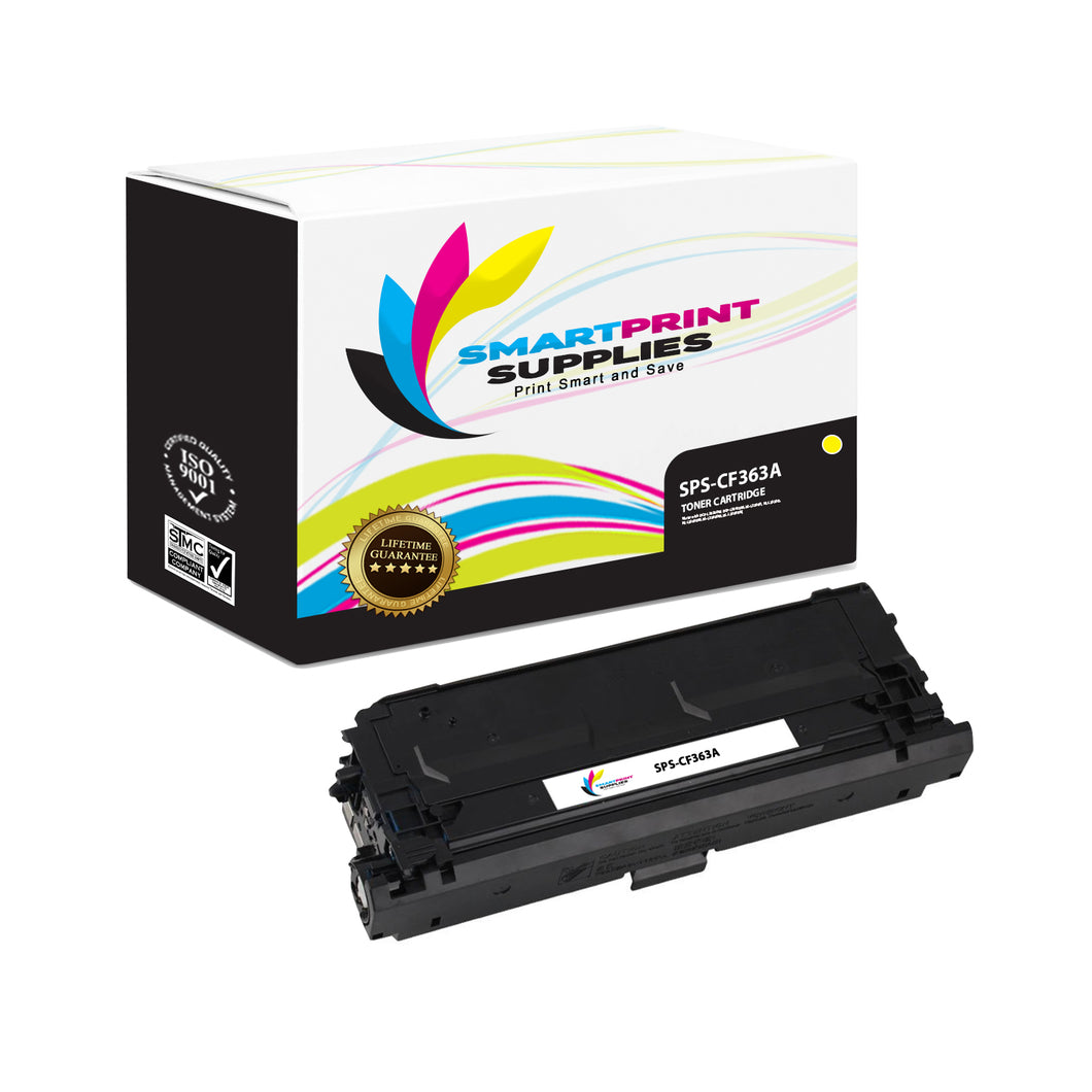 HP 508A CF363A Replacement Magenta Toner Cartridge by Smart Print Supplies