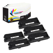 5 Pack HP 508X Replacement (CMYK) High Yield Toner Cartridge by Smart Print Supplies