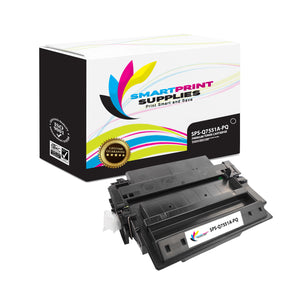 HP 51A Q7551A Premium Replacement Black Toner Cartridge by Smart Print Supplies