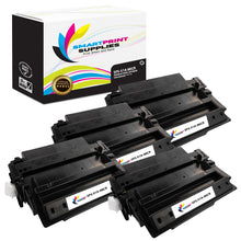 4 Pack HP 51A Q7551A Replacement Black MICR Toner Cartridge by Smart Print Supplies