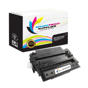 HP 51X Q7551X Premium Replacement Black Toner Cartridge by Smart Print Supplies