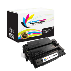 HP 51X Q7551X Replacement Black High Yield MICR Toner Cartridge by Smart Print Supplies