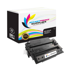 HP 51X Q7551X Replacement Black Toner Cartridge by Smart Print Supplies