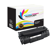 HP 53A Q7553A Replacement Black Toner Cartridge by Smart Print Supplies