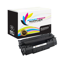 HP 53X Q7553X Premium Replacement Black Toner Cartridge by Smart Print Supplies