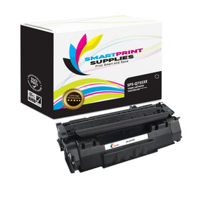 HP 53X Replacement Black Toner Cartridge by Smart Print Supplies /7000 Pages