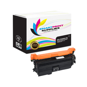 HP 649X-648A-647A CE260A Premium Replacement Black Toner Cartridge by Smart Print Supplies