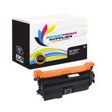 HP 649X-648A-647A CE261A Replacement Cyan Toner Cartridge by Smart Print Supplies