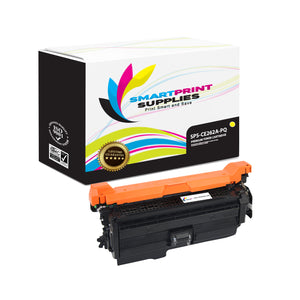 HP 649X-648A-647A CE262A Premium Replacement Yellow Toner Cartridge by Smart Print Supplies