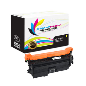 HP 649X-648A-647A CE262A Replacement Yellow Toner Cartridge by Smart Print Supplies