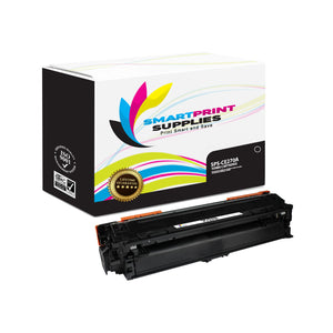 HP 650A CE270A Replacement Black Toner Cartridge by Smart Print Supplies