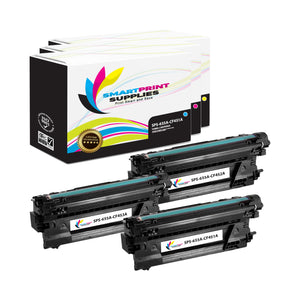 HP,Color,LaserJet,Enterprise,M652,M653,M681,M682,CF450A,CF451A,CF453A,CF452A