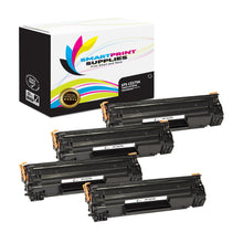 4 Pack HP 79A CF279A Replacement Black Toner Cartridge by Smart Print Supplies