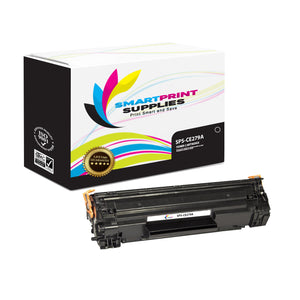 HP 79A Replacement Black Toner Cartridge by Smart Print Supplies /1000 Pages