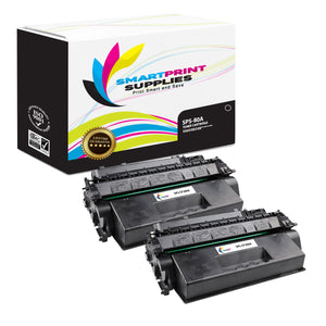 HP 80A Replacement Black Toner Cartridge by Smart Print Supplies /2700 Pages