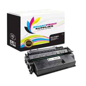 HP 80A CF280A Replacement Black Toner Cartridge by Smart Print Supplies