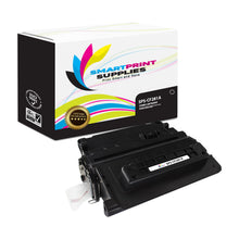 1 Pack HP 81A Premium Replacement Black Toner Cartridge by Smart Print Supplies