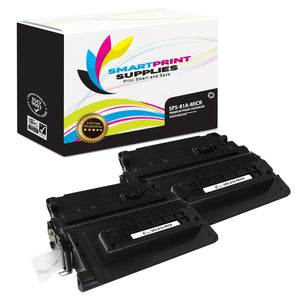 HP 81A CF281A Replacement Black MICR Toner Cartridge by Smart Print Supplies