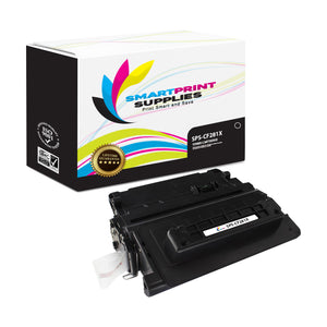 HP 81X Replacement Black Toner Cartridge by Smart Print Supplies /25000 Pages