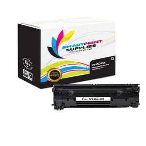 HP 83A CF283A Replacement Black MICR Toner Cartridge by Smart Print Supplies
