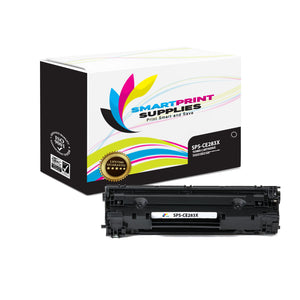HP 83X CF283X Replacement Black High Yield Toner Cartridge by Smart Print Supplies