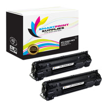 2 Pack HP 85A MCR Replacement MICR Toner Cartridge by Smart Print Supplies