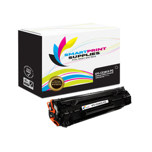 HP 85X CE285A Premium Replacement Black High Yield Toner Cartridge by Smart Print Supplies