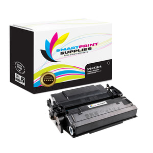 HP 87A CF287A Replacement Black Toner Cartridge by Smart Print Supplies