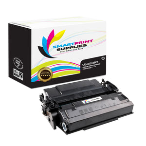 HP 87X CF287X MICR Replacement Black by Smart Print Supplies /18000 pages Pages
