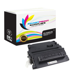 HP CE390A 90A Premium Replacement Black Toner Cartridge by Smart Print Supplies