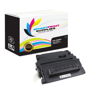 HP 90A Replacement Black Toner Cartridge by Smart Print Supplies /10000 Pages