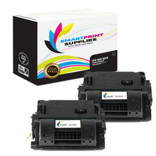 2 Pack HP 90X  Replacement MICR Toner Cartridge by Smart Print Supplies
