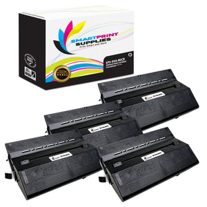 4 Pack HP 95A 92295A Replacement Black MICR Toner Cartridge by Smart Print Supplies