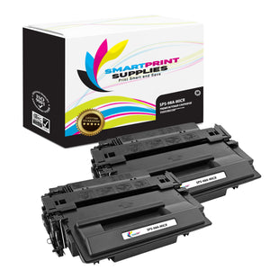 2 Pack HP 98A 92298A MICR Replacement Black Toner Cartridge by Smart Print Supplies /6800 Pages
