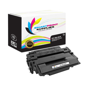 HP 98A 92298A MICR Replacement Black by Smart Print Supplies /6800 pages Pages