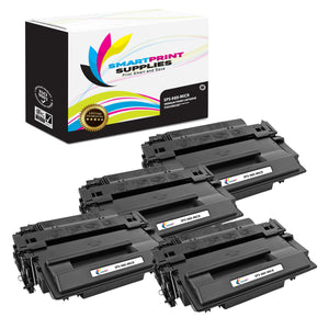 4 Pack HP 98X 92298X Replacement Black High Yield MICR Toner Cartridge by Smart Print Supplies
